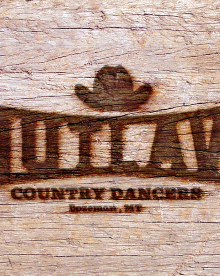 Outlaw country dancers